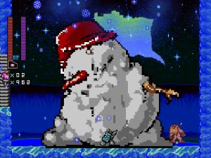 GIGADEEP Snowman