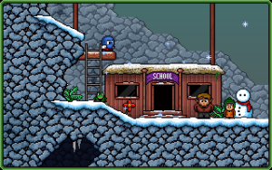 Spuds Quest Snow