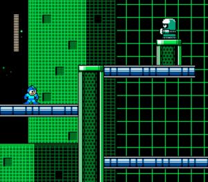 Mega Man SFR Cyber