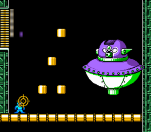 Mega Man SFR Wily 2