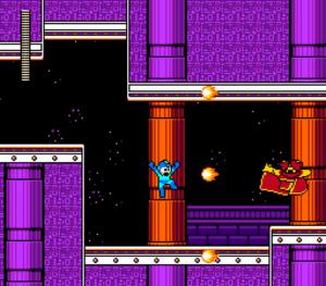 Mega Man SFR Vampire