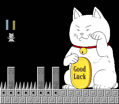 Nezumi Man - Good Luck Cat