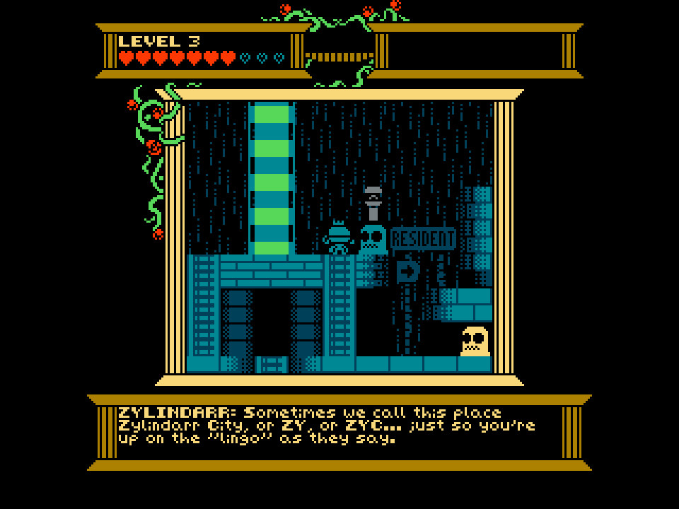 Creepy Castle - City