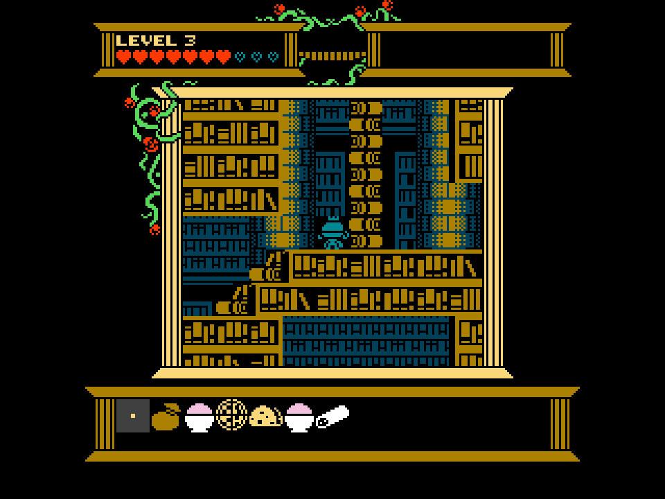 Creepy Castle - Scenario 4