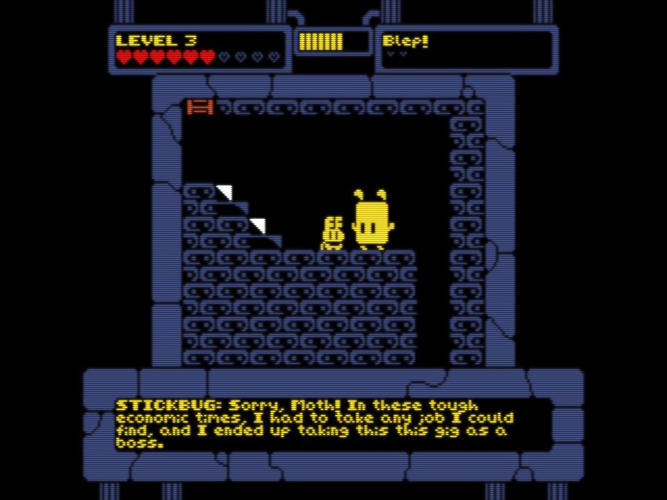 Creepy Castle - Stickbug