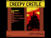 Creepy Castle Title Screen