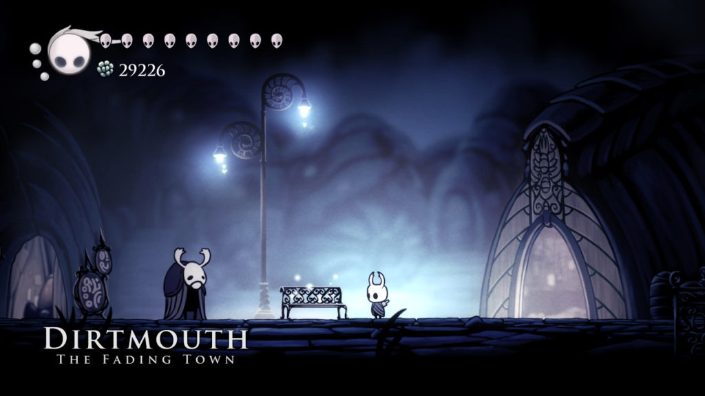 Hollow Knight Dirtmouth