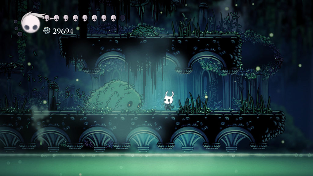 Hollow Knight Greenpath