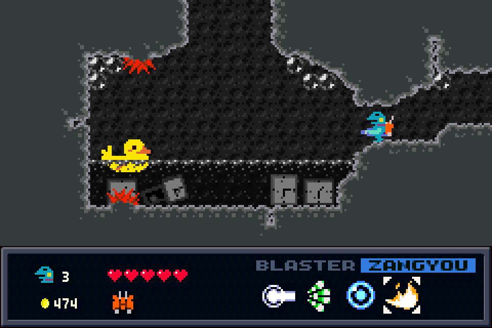 Kero Blaster Duck