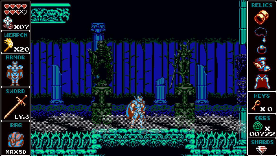 Odallus Thorns