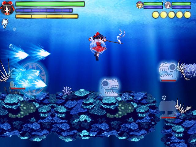 Touhou Wandering Souls Fish