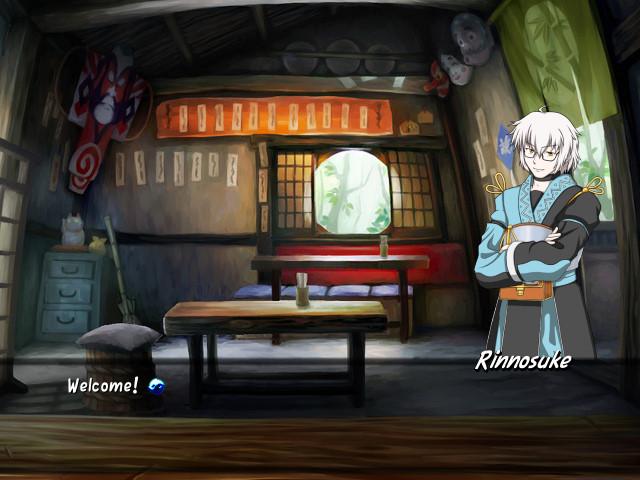 Touhou Wandering Souls Shop