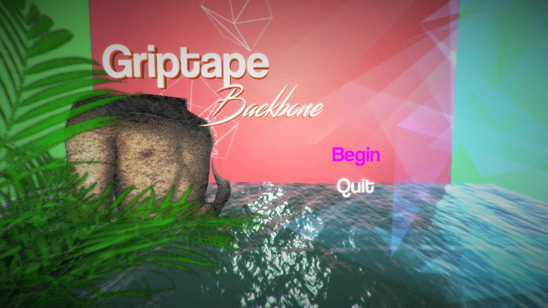 Griptape Backbone Title