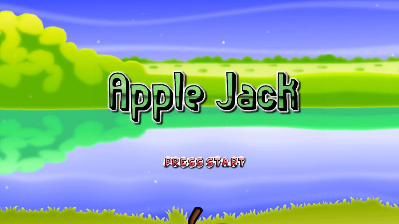 Apple Jack 1 Title