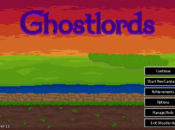 Ghostlords Title Screen