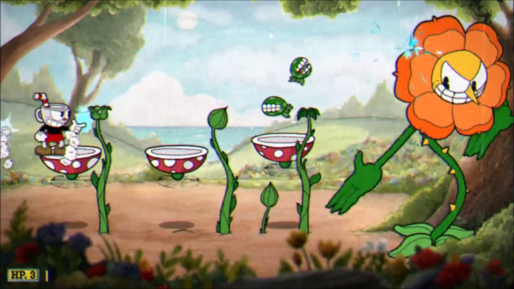 Cuphead - Cagney