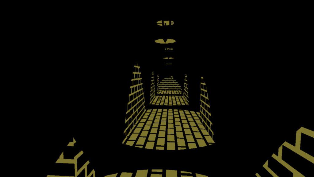 Music Machine Hallway